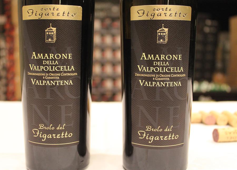 1 Delikat Amarone med kraftig sødme
