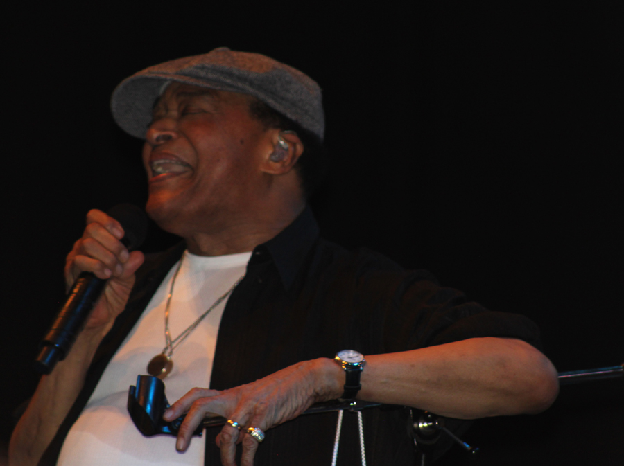 Al Jarreau in Amager Bio 2015
