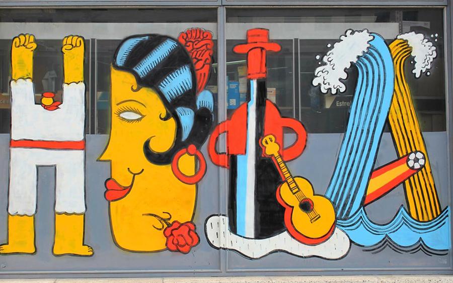 Andi Rivas Street Art