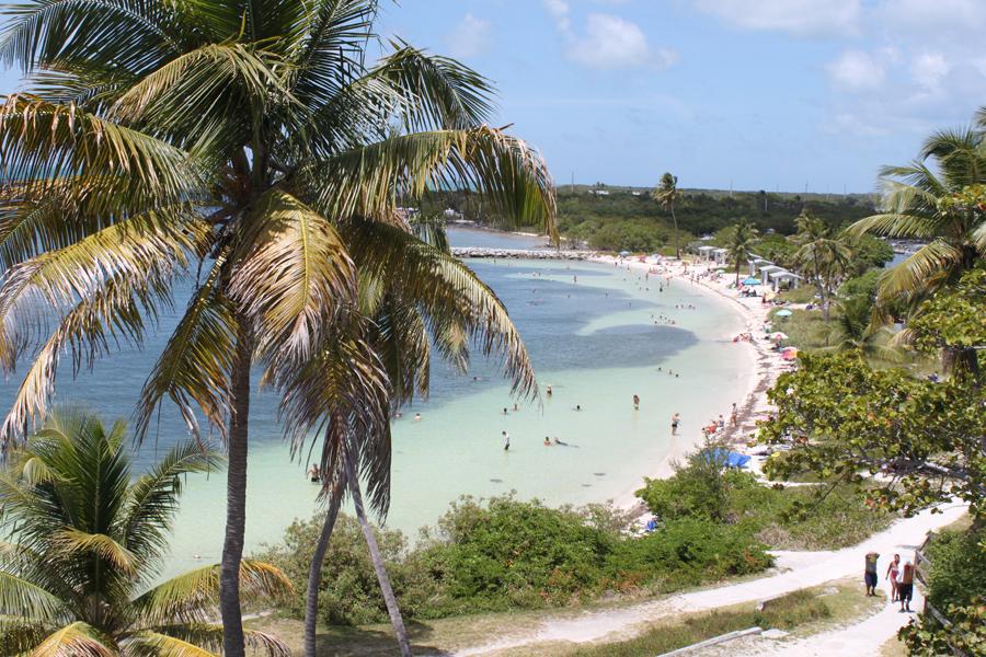 Bahia Honda State Park strand