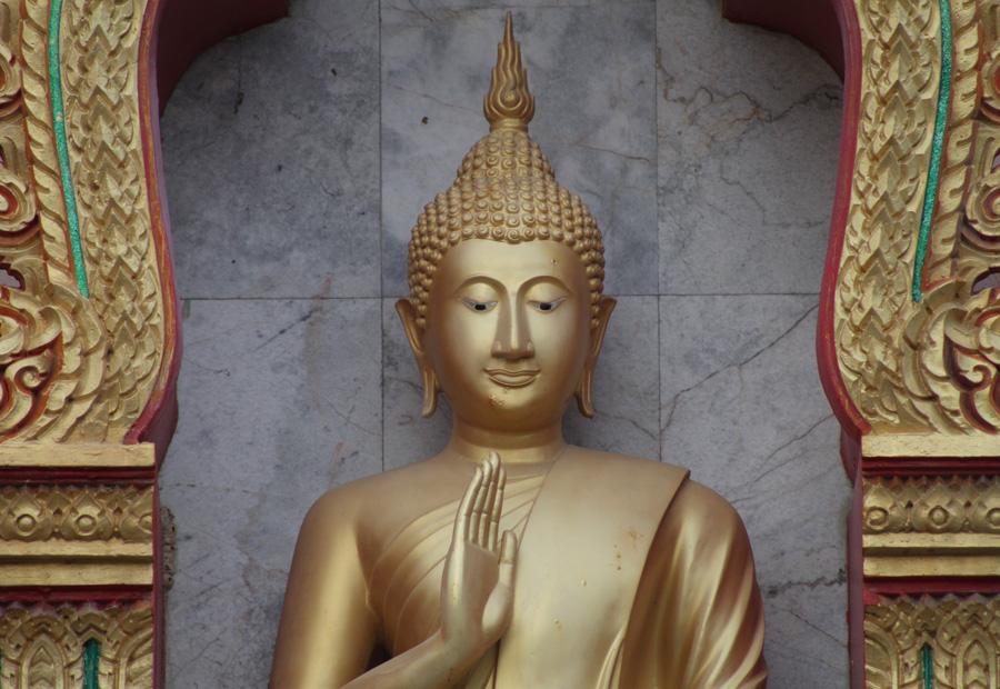 Buddhafigur Thailand