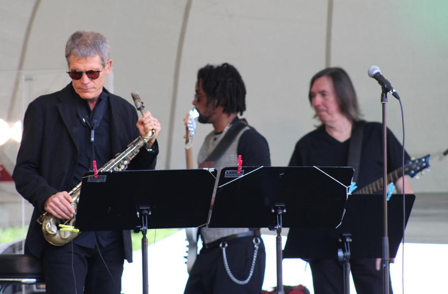 David Sanborn spiller altsaxofon