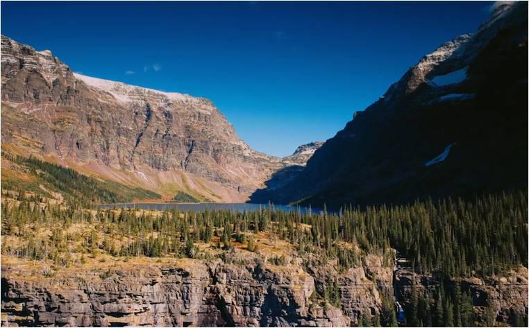 Det Vilde Amerika 409 naturparker