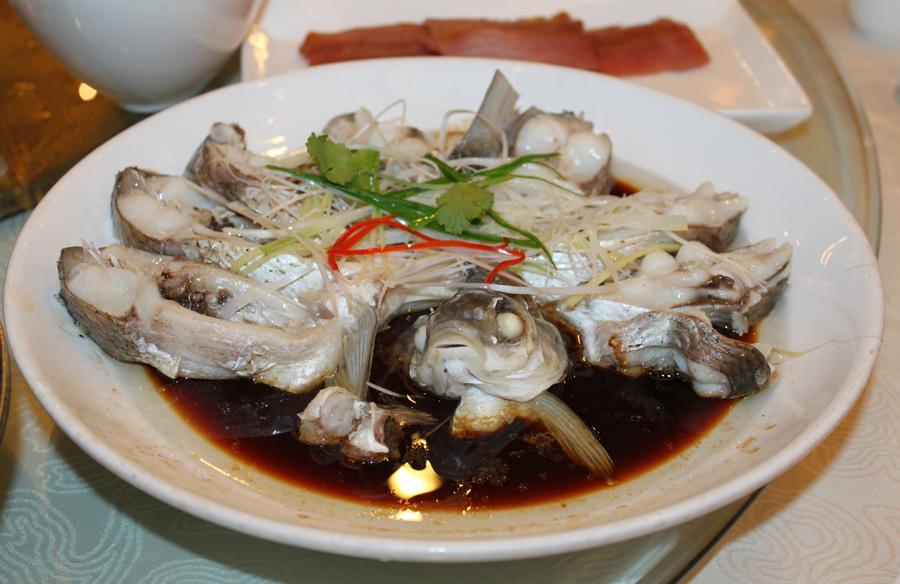 Fish dish Chongqing