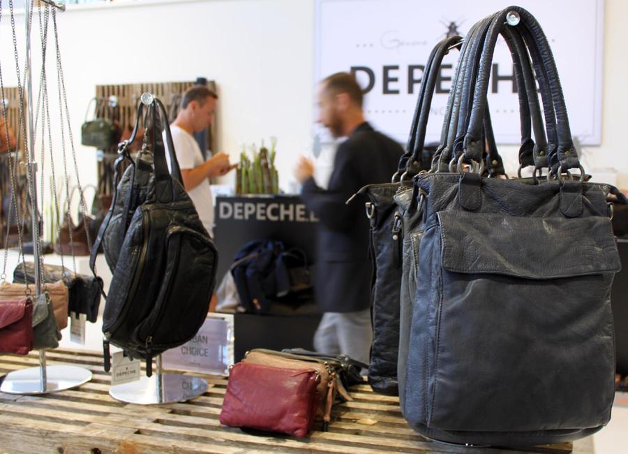 Lædertasker Depeche