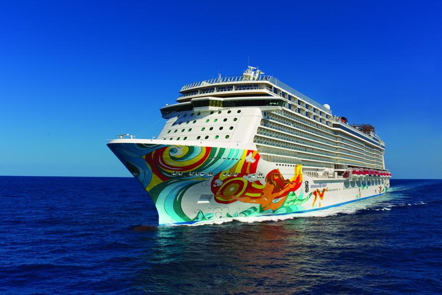Design din ferie på et krydstogt med NCL