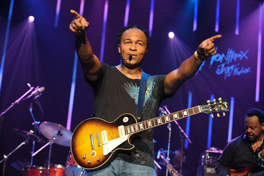 Ray Parker Jr Montreux Jazz Festival