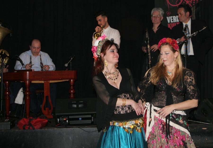 Romadag-Calibut Band-Mette Soraya Svane