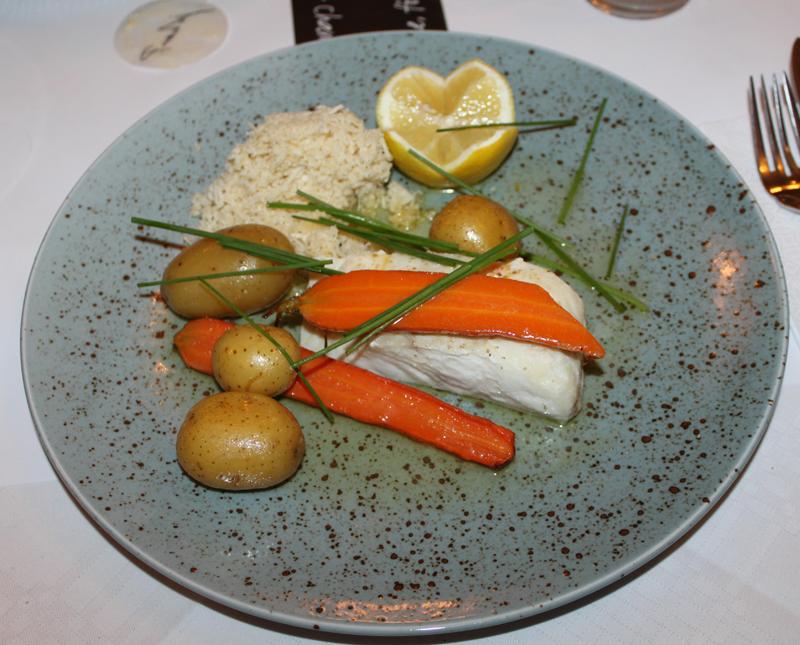 Sulten - Johan P har skønne fiskemenuer