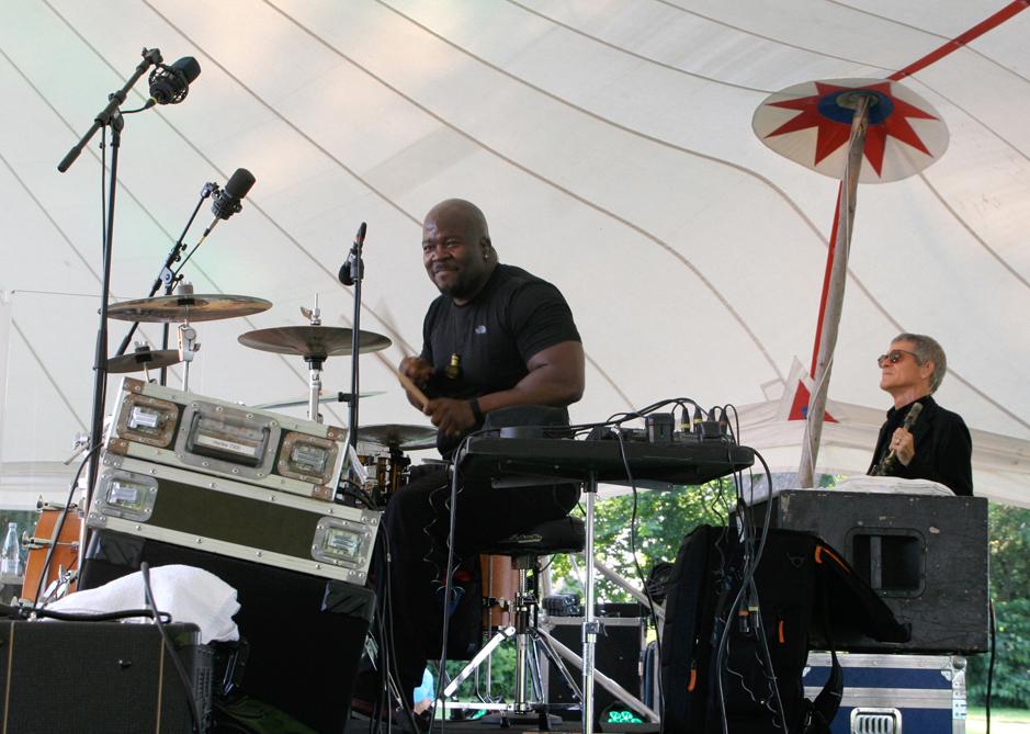 Trommerslager Chris Coleman