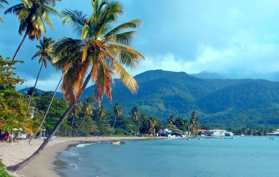 Dominica – lavabjerge, smaragdsøer og vandreparadis
