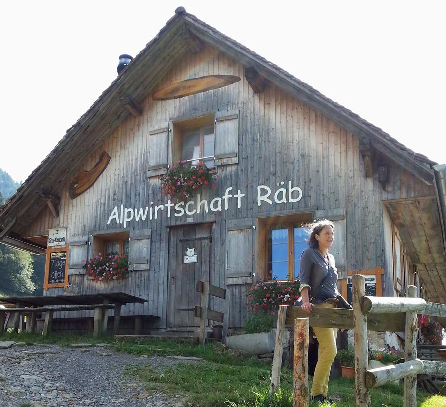 Alpwirtschaft Räb-Seebodenalp