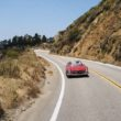 Ikonisk Dream Drive langs Californiens Highway 1