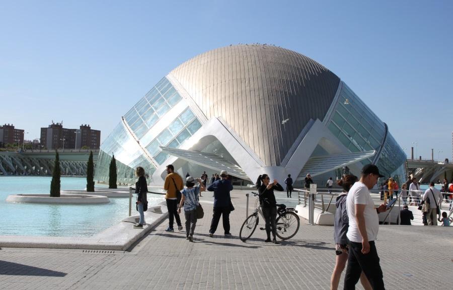 5 steder du skal opleve i Valencia