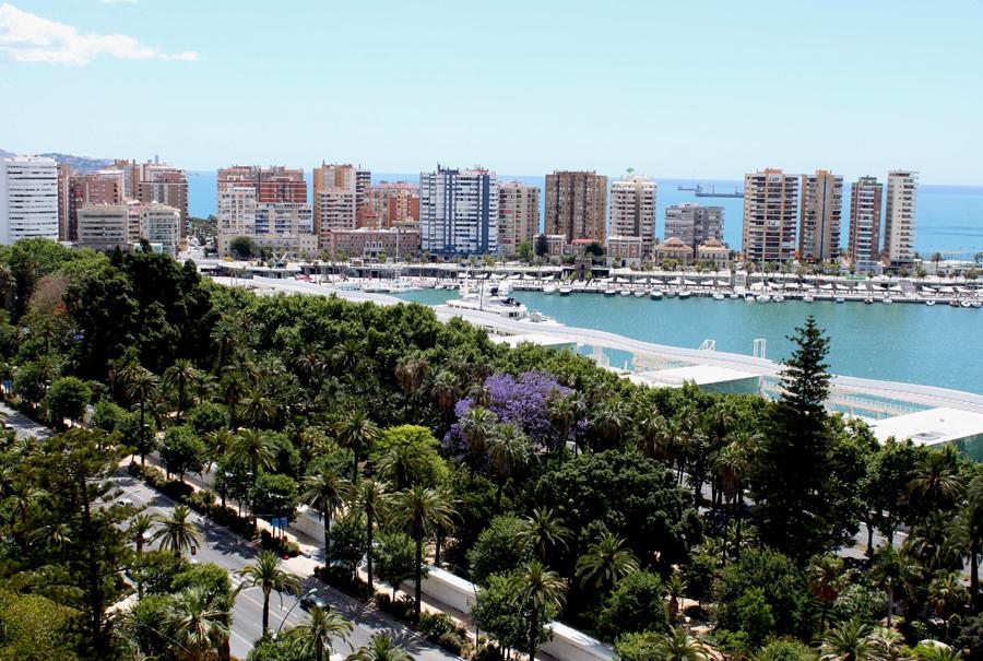 Sea Shopping i Malaga